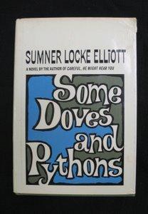 704: Sumner Elliott Some Doves and Pythons. Sgd Inscr 1