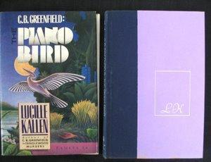 708: Kallen Piano Bird. Sgd Inscr 1st Ed Brett Somers