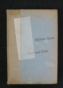 710: Wm. Goyen Ghost and Flesh Sgd and Inscr.
