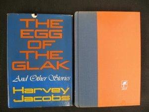 724: Jacobs. Egg of the Glak. Sgd Insc 1st Ed.