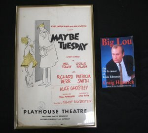 786: Big Lou Sgd Craig Hamrick Maybe Tuesday Lobby Card