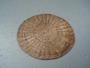 2: Northeast Native American Indian Basket Plaque
