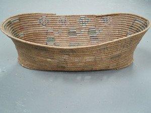 4: South American  Basket Figural Design