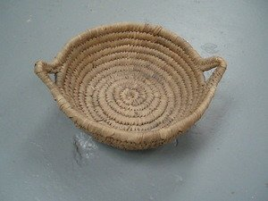6: Native American Indian Basket