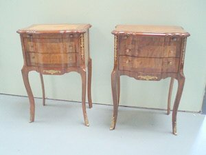 19: Two Diminutive Commodes