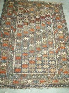 1: Late 19thC Kazakh Rug