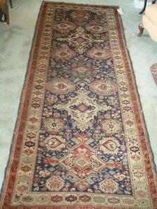 4: Late 19thC Persian Shirvan Rug