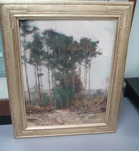 """81: Chauncey Ryder """"Cutting The Pines"""" O/C"""