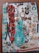 176 Costume Jewelry Lot