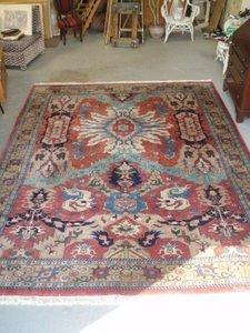 5: Room Size Persian Carpet