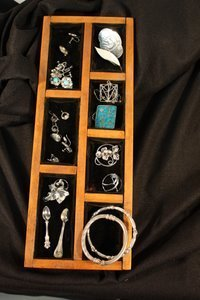 20: Sterling Silver Jewelry Lot - Taxco David Andersen