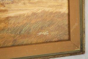 107: Bill Ely CT Artist Landscape Watercolor - 5
