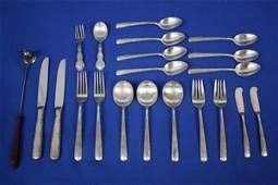 14: Assorted Sterling Silver Flatware - Gorham