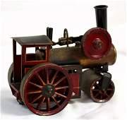 169: Vintage Toy Steam Engine Tractor