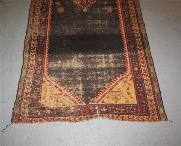 5: Persian Tribal Runner Carpet Circa 1920-30