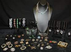 374: Vintage Costume Jewelry Lot #2