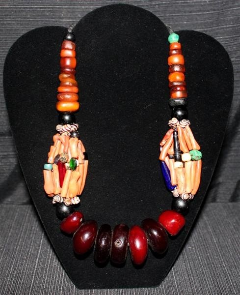 16: Costume Jewelry 8: Big Amber, Coral, Wild!