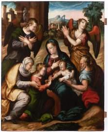 Workshop of Antonio Allegri known as Correggio