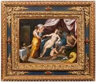Hans Rottenhammer (1564–1625), Venus and Mars