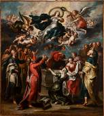 Pauwel Casteels (active in Antwerp around 1649-1677),