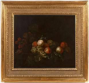 Italian master 17th Century, Fruit Still Life
