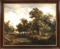Josef Feid (1806-1870), Forest Landscape