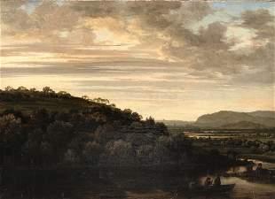 17th century landscape by Cornelis Vroom