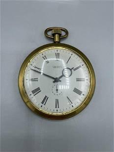 A Large English pocket watch