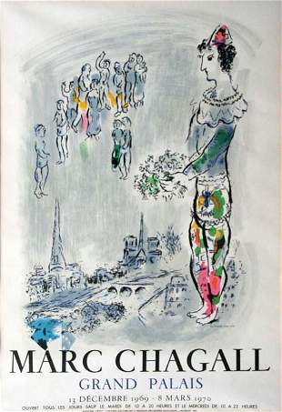 Marc Chagall 18871985