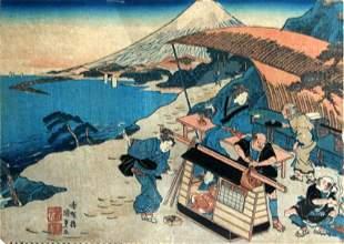 Toyokuni III Kunisada 17861865
