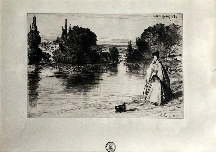 Sir Francis Seymour Haden (1818-1910)