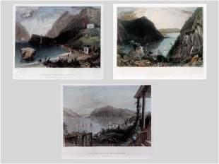 W.H. Bartlett (1809 - 1854)