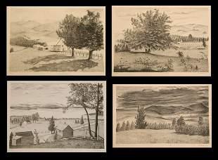 Grant Arnold - Mountain Farm/Summer Day/Catskill Val