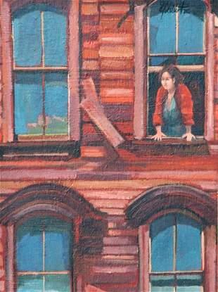 Gottwitz (?) - New York City