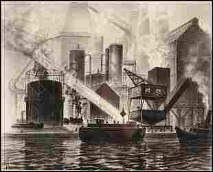 Unknown - City Harbor