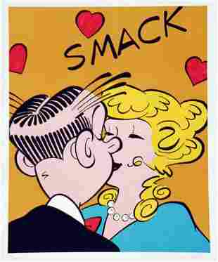 Dean Young - Blondie - Smack