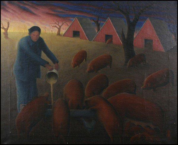 106: Unknown - Feeding Pigs