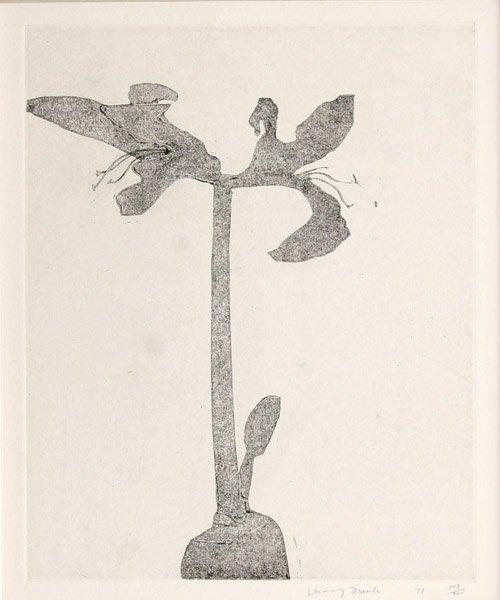 115: Mary Frank - Flower
