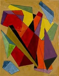 159: Rolph Scarlett - Geometric Abstraction