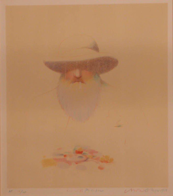 12: Monet's Palette