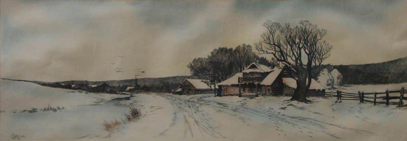 16: Winter in the Catskills