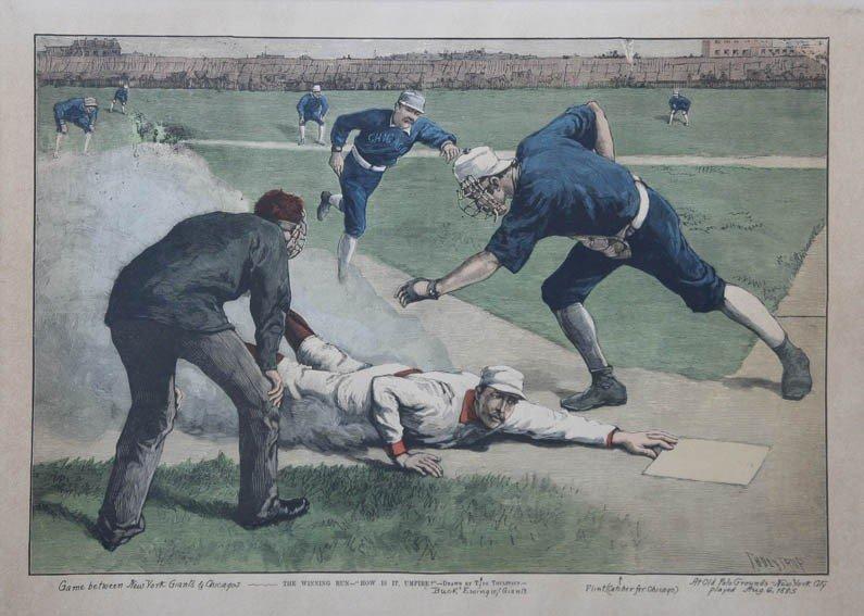 "17: The Winning Run--""How Is It, Umpire?"""