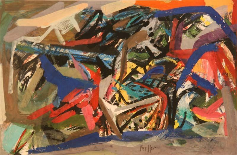 21: Untitled Abstract