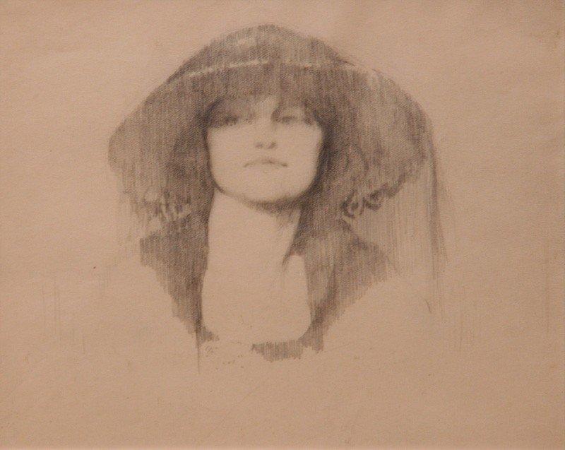 101: Portrait of a Woman