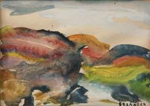 Elizabeth Erlanger, Abstract Forms
