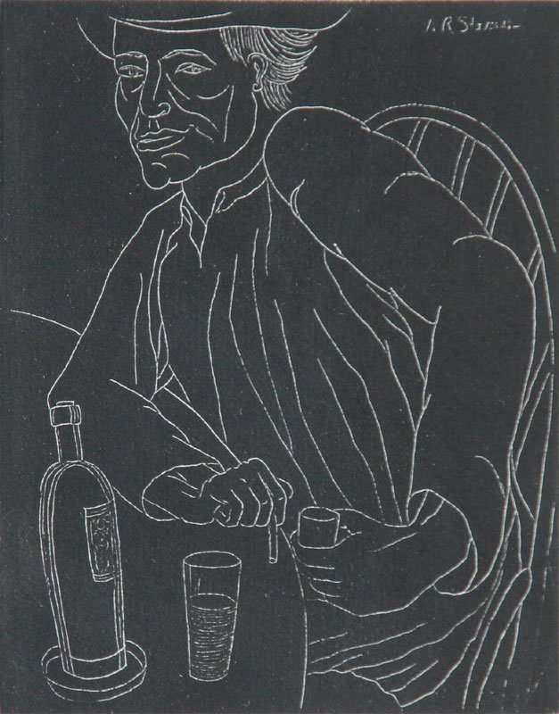 Alexander Raoul Stavenitz, Chartreuse