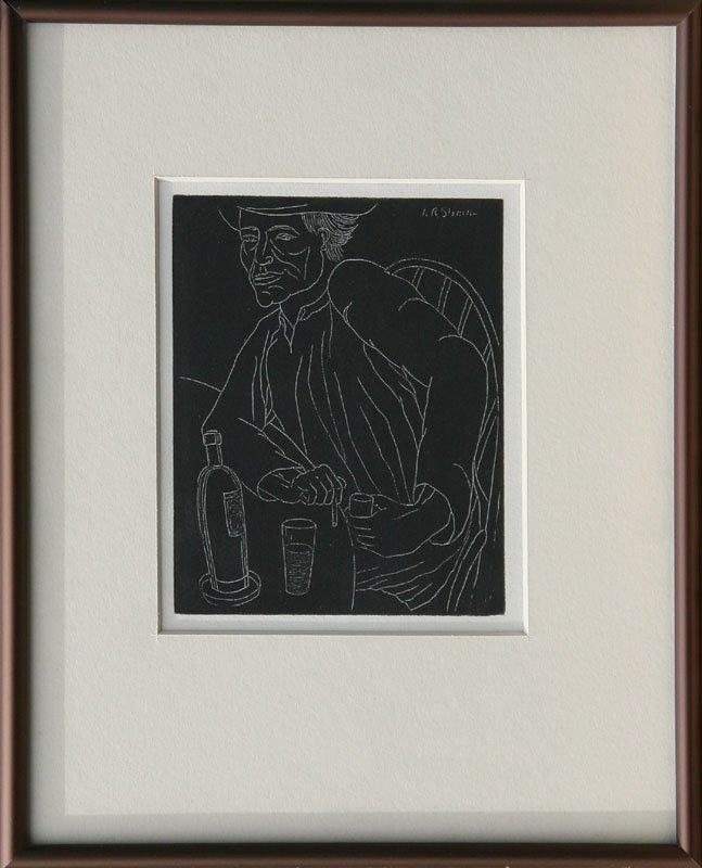 Alexander Raoul Stavenitz, Chartreuse - 2