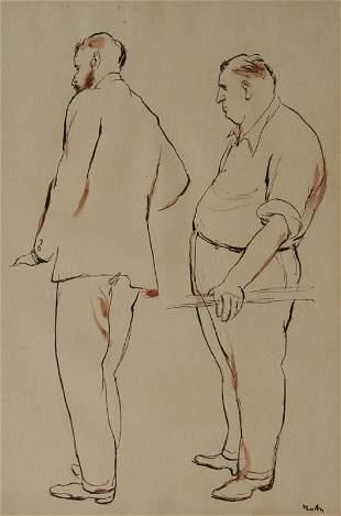 John Fenton, Two Men