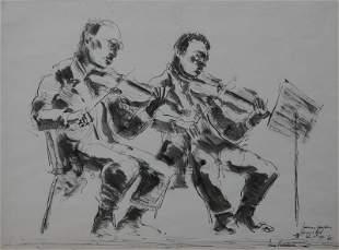 Louis Wolchonock, American Symphony Orchestra