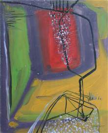 Rolph Scarlett, Abstract